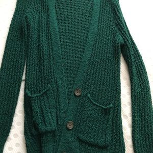 Hollister Over-Sized Knitted Cardigan